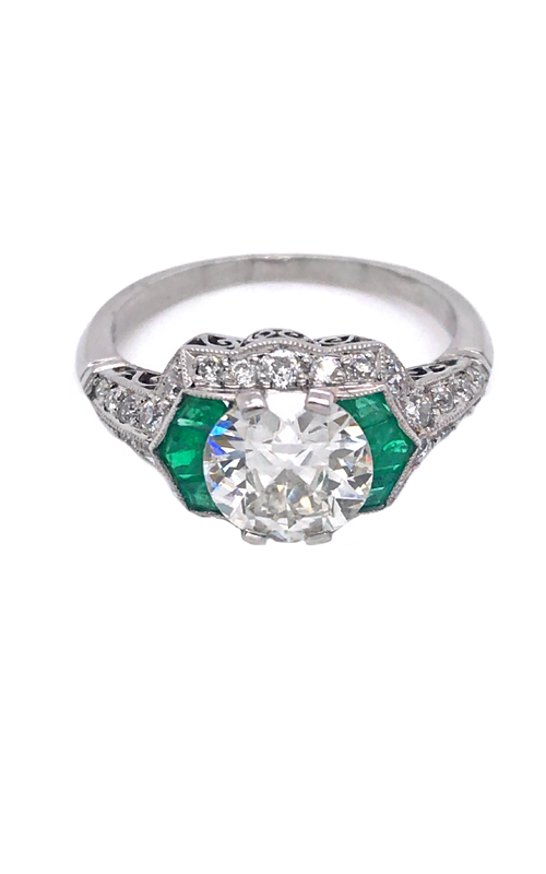 Deutsch Estate Jewelry Fashion Rings Engagement ring 33271 product image
